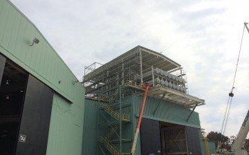 Gas Turbine Validation Test Facility